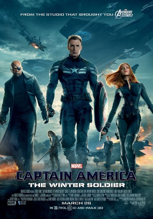 캡틴 아메리카 윈터 솔져 (Captain America: The Winter Soldier)