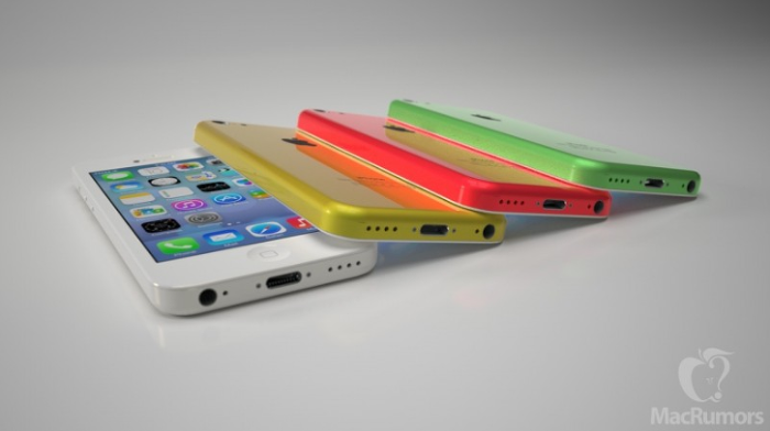 저가형 아이폰 5S