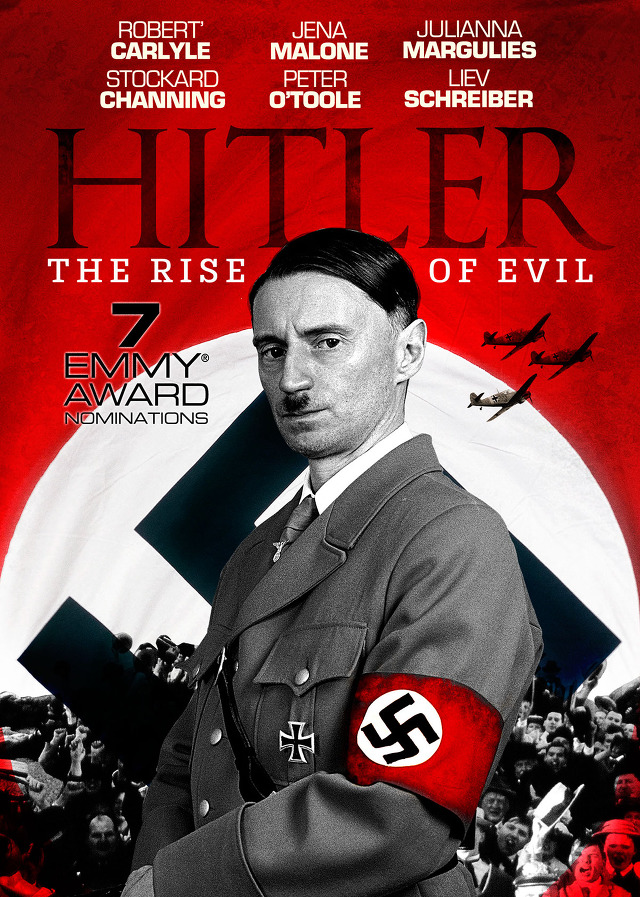 Hitler: The Rise of Evil (2003) ǀ Bioscoopagenda
