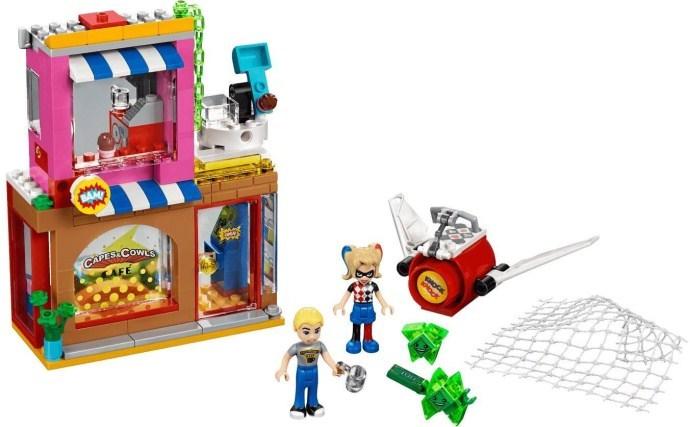 [레고테크] LEGO 41231 모델정보, 2017년 발매될 할리퀸 구조