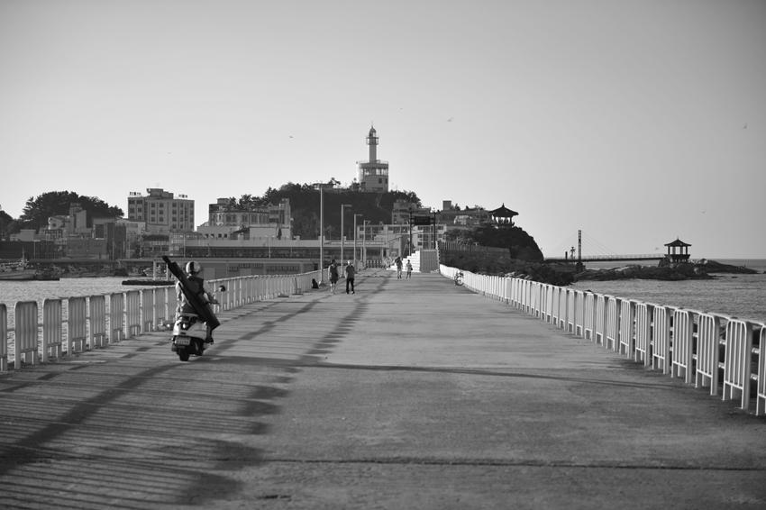 흑백 사진