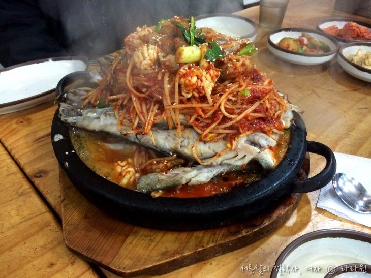 청해진 동태찜, 장위동 맛집, 돌곶이역 맛집, 맛집, 동태찜,