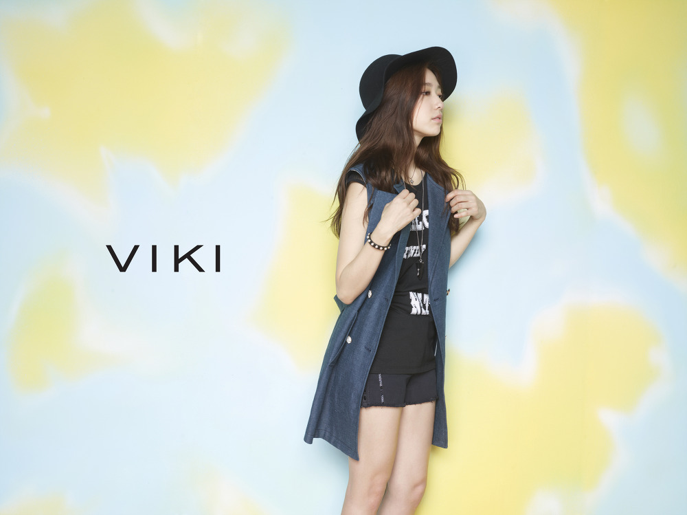 VIKI 2015 Spring Collection 박신혜