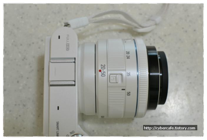 20-50mm 렌즈