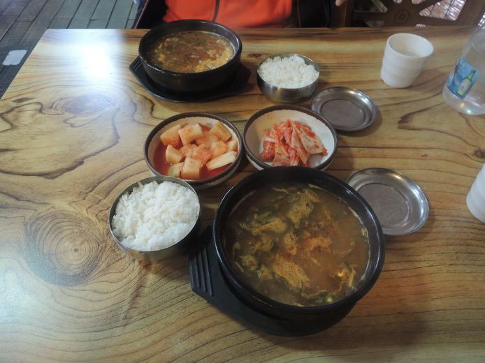 안성 저렴한 맛집 안성장터국밥
