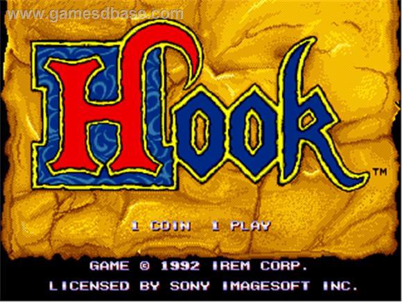 Hook title