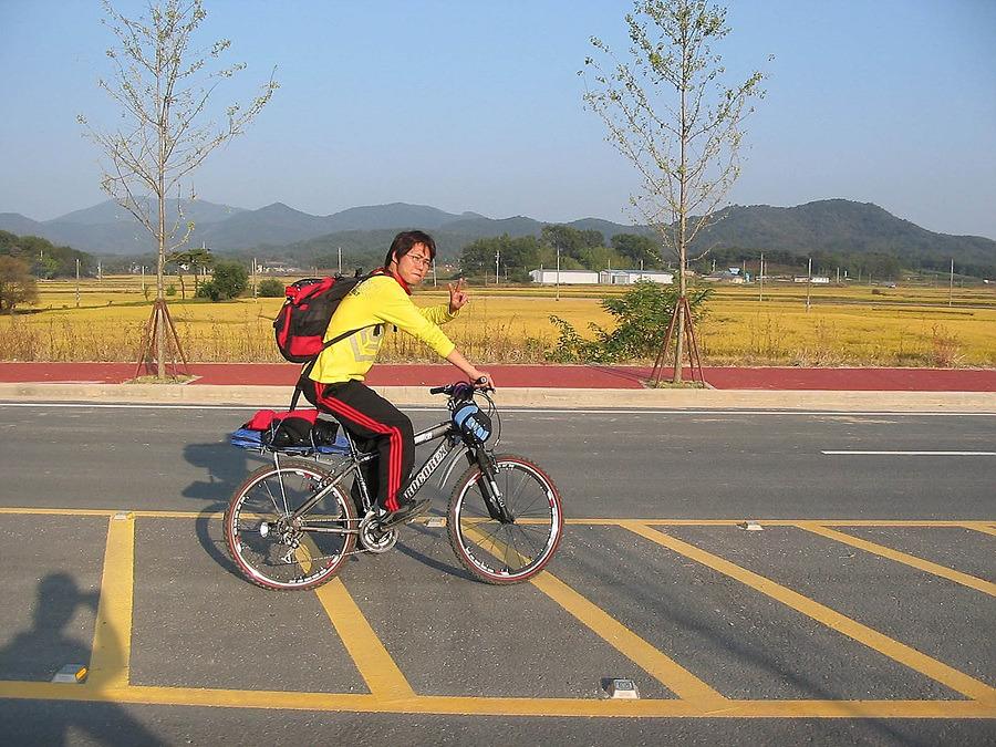 자전거로 달리자 - 3일차 ② ▷ 충청도 : 2253DB4D513BA4E72B33B6