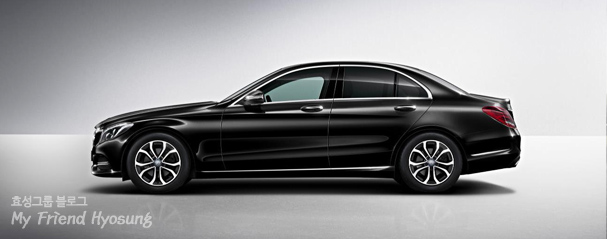 The New C-Class (MY15) 디자인