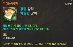 Blade & Soul] Brief Translations on Current Specs & Item