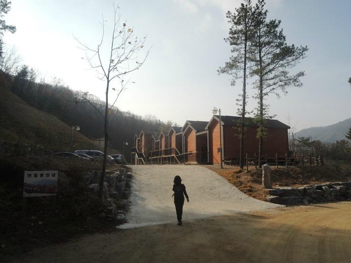 운악산자연휴양림