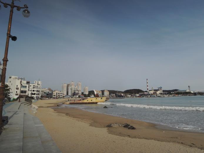 부산 기장 일광해수욕장