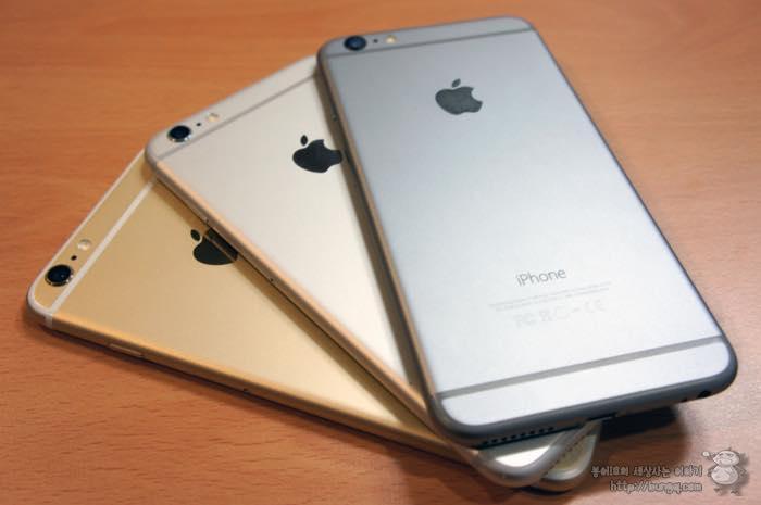 아이폰6/아이폰6 플러스 스페이스 그레이 개봉기와 예약가입 방법