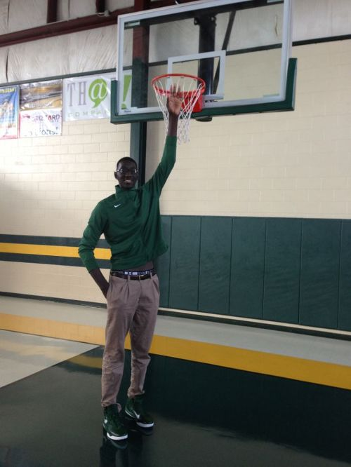 키 큰 농구 선수 1탄 타코 폴( taco fall )