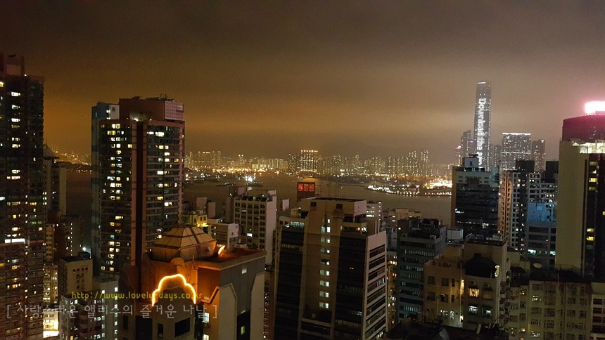 홍콩여행, 에어비앤비