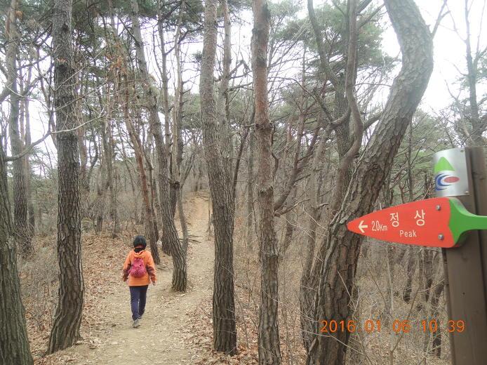 칠갑산 등산코스