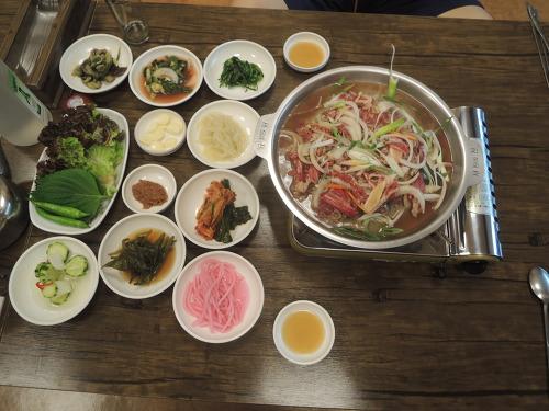 영주 풍기읍 맛집 서부불고기