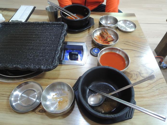 아산시 온양 염치 맛집 경동식당