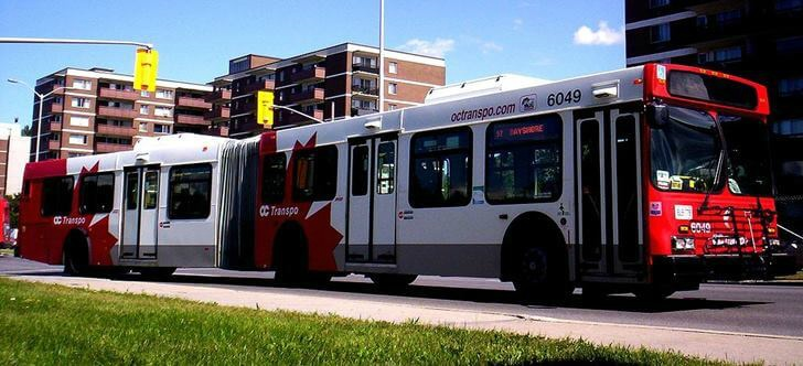 캐나다 대중교통
