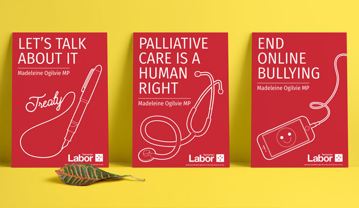 Ogilvie Campaign Creative Posters