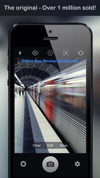 Slow Shutter Cam 아이폰 슬로우 셔터 카메라