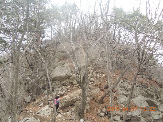 공작산 등산코스
