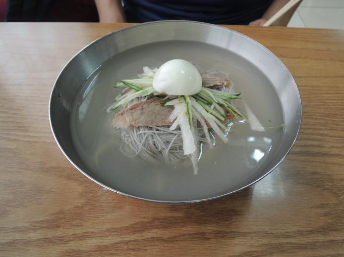 함흥곰보냉면... 청계천 광장시장맛집... 서울의 오래된 음식, 냉면 맛집...