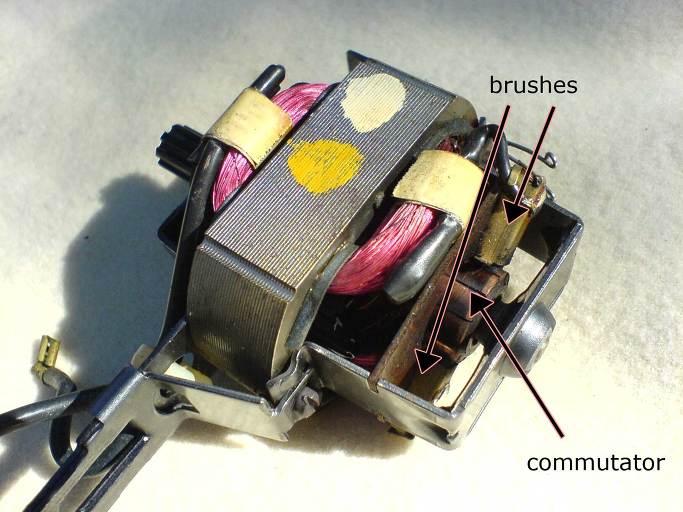 전기차의 AC 모터와 DC 모터의 차이에 대해 한단히 알아보자2