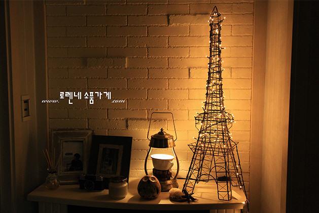 와이어 에펠탑 트리 '크리스마스' 분위기 만드는 소품 추천1