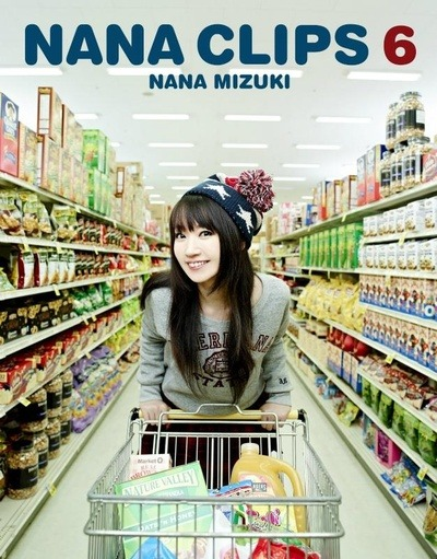 NANA CLIPS 6 Bluray 표지