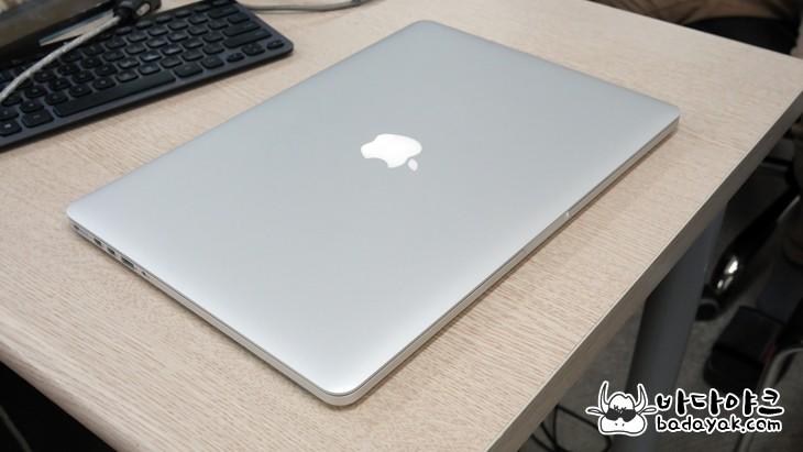 애플 맥북 프로 2014