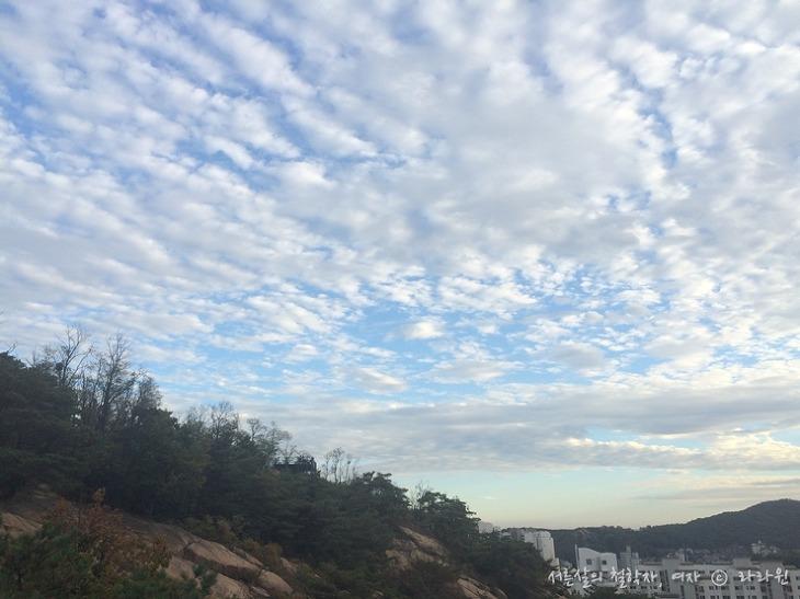 구름정원길 구름