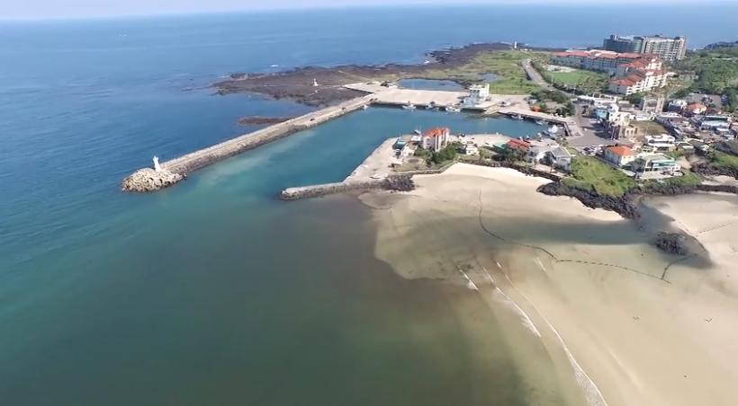 표선해비치해변 하얀모래축제 : 제주 서귀포시 표선해비치해변에서 여름 백사축제를~