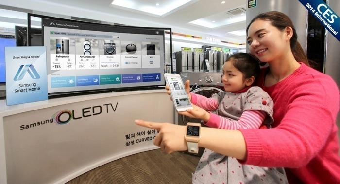 CES 2014 스마트 홈(Smart Home), LG와 삼성의 경쟁은 큰 의미와 숙제를 남겼다.