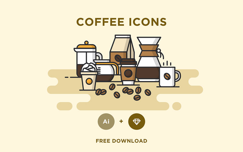 Free Coffee Icons