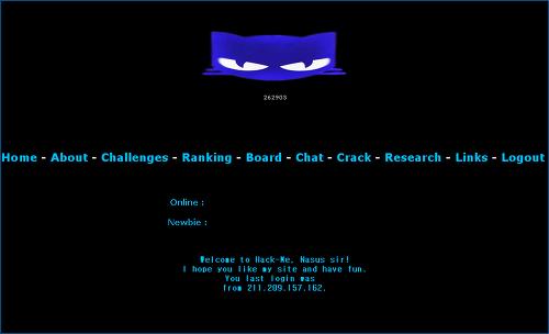 hackingboy :: Hack me - 2번문제