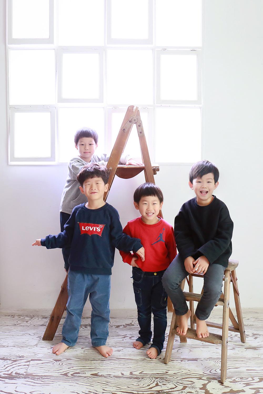 숲 어린이집 졸업사진9