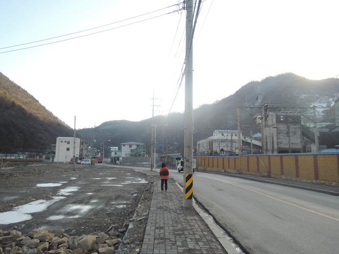 철암역두선탄장 철암탄광역사촌