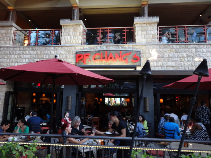 pf. CHANG'S IN HAWAII
