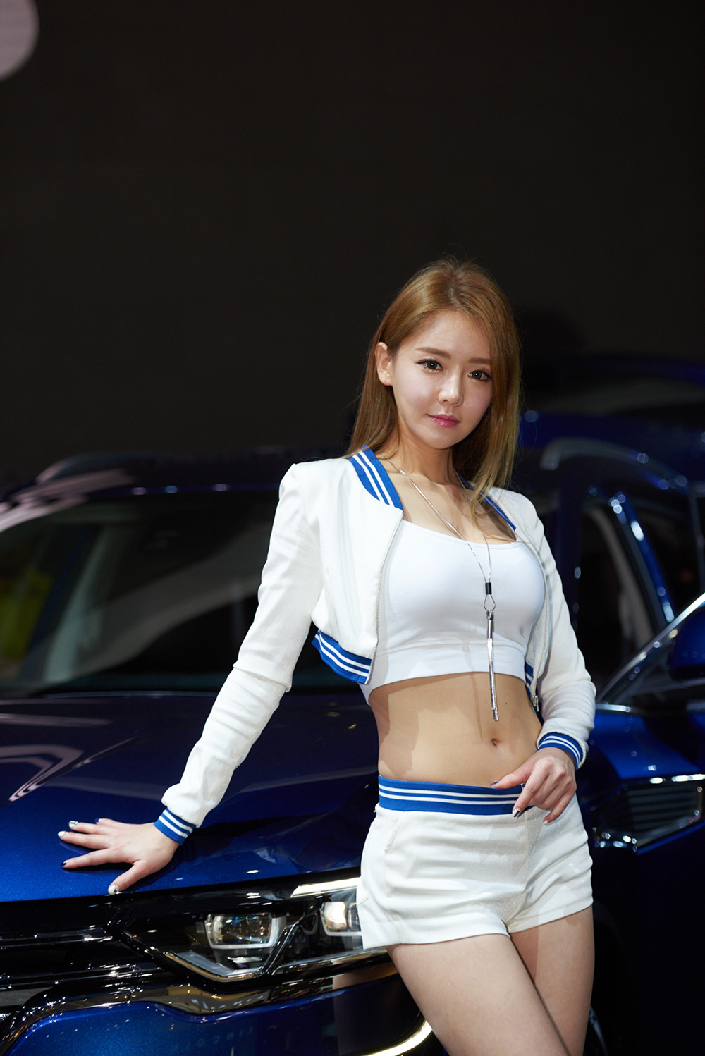 Renault Samsung Model - 유진
