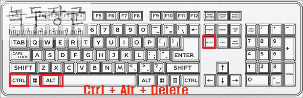 윈도우10 화면 잠금 단축키와 시작 메뉴