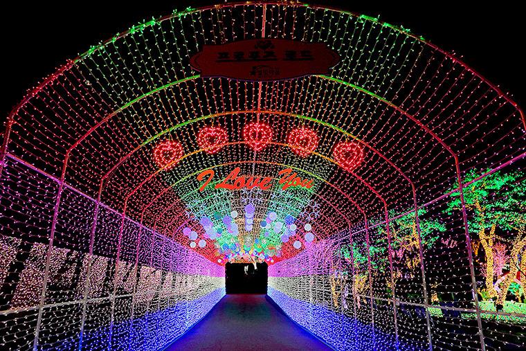 안산불빛마을 안산 별빛마을 안산별빛축제