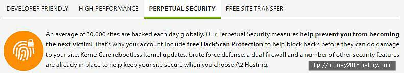 웹사이트 보안 서비스