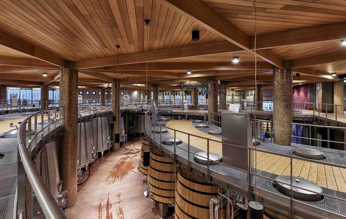 *터키 와인공장 및 호텔-[ CM Mimarlik ] Vinero Winery and Hotel