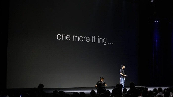 one more thing by xiaomi
