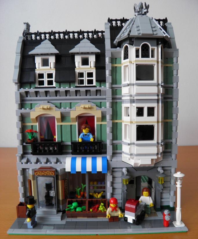 레테크를 알아보자 - 수집가들에게 사랑 받는 단종 레고 모델들16