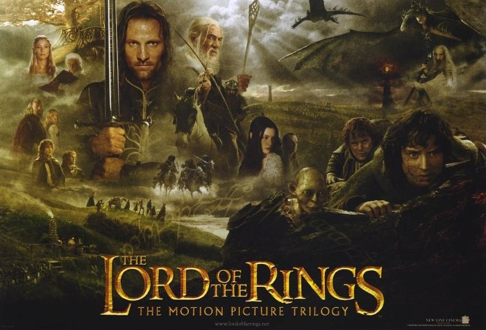 반지의 제왕 The Lord of the rings