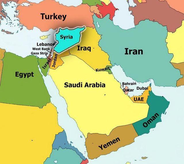 시리아 난민 사태의 근본 원인은 독재!