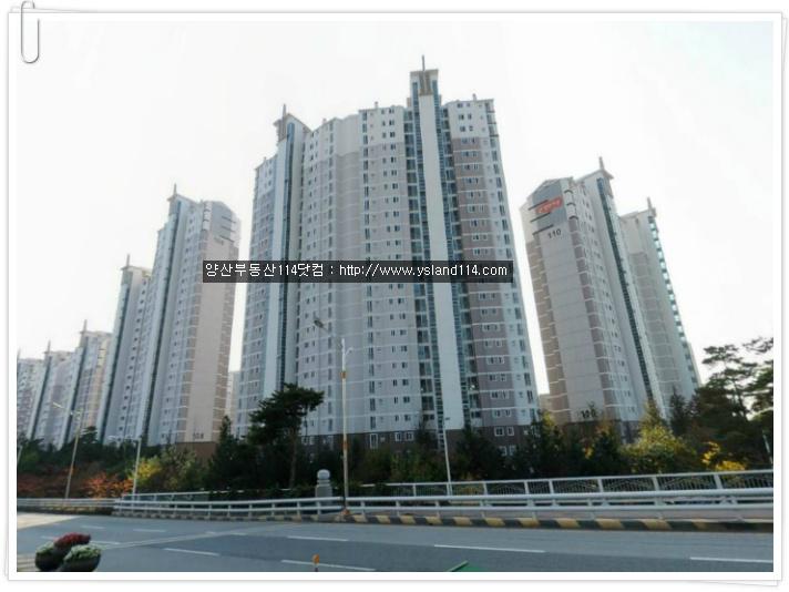 부동산114닷컴 : 남부동 양산이편한세상1차