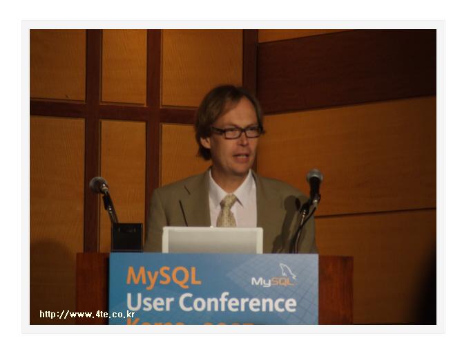 MySQL AB 부사장