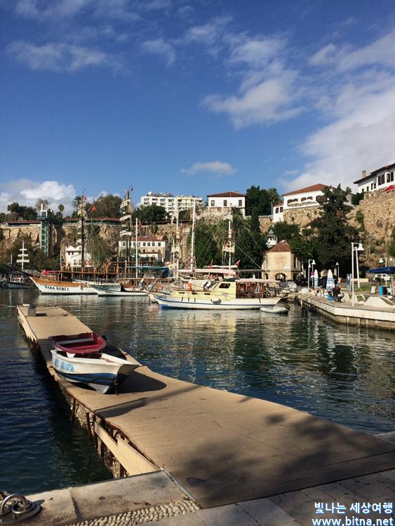 빛나는 세상여행 안탈리아 터키 날씨만큼 따뜻한 사람들